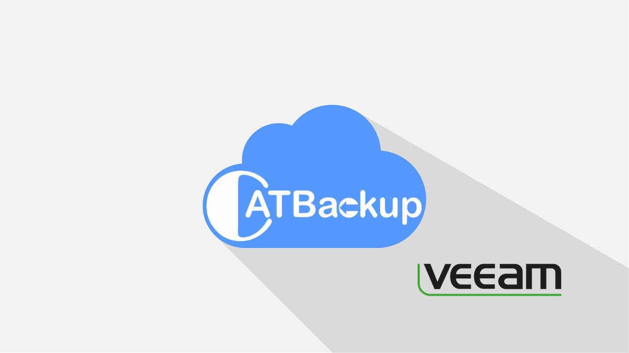 Versió CATBackup per copiar al cloud els backups de Veeam